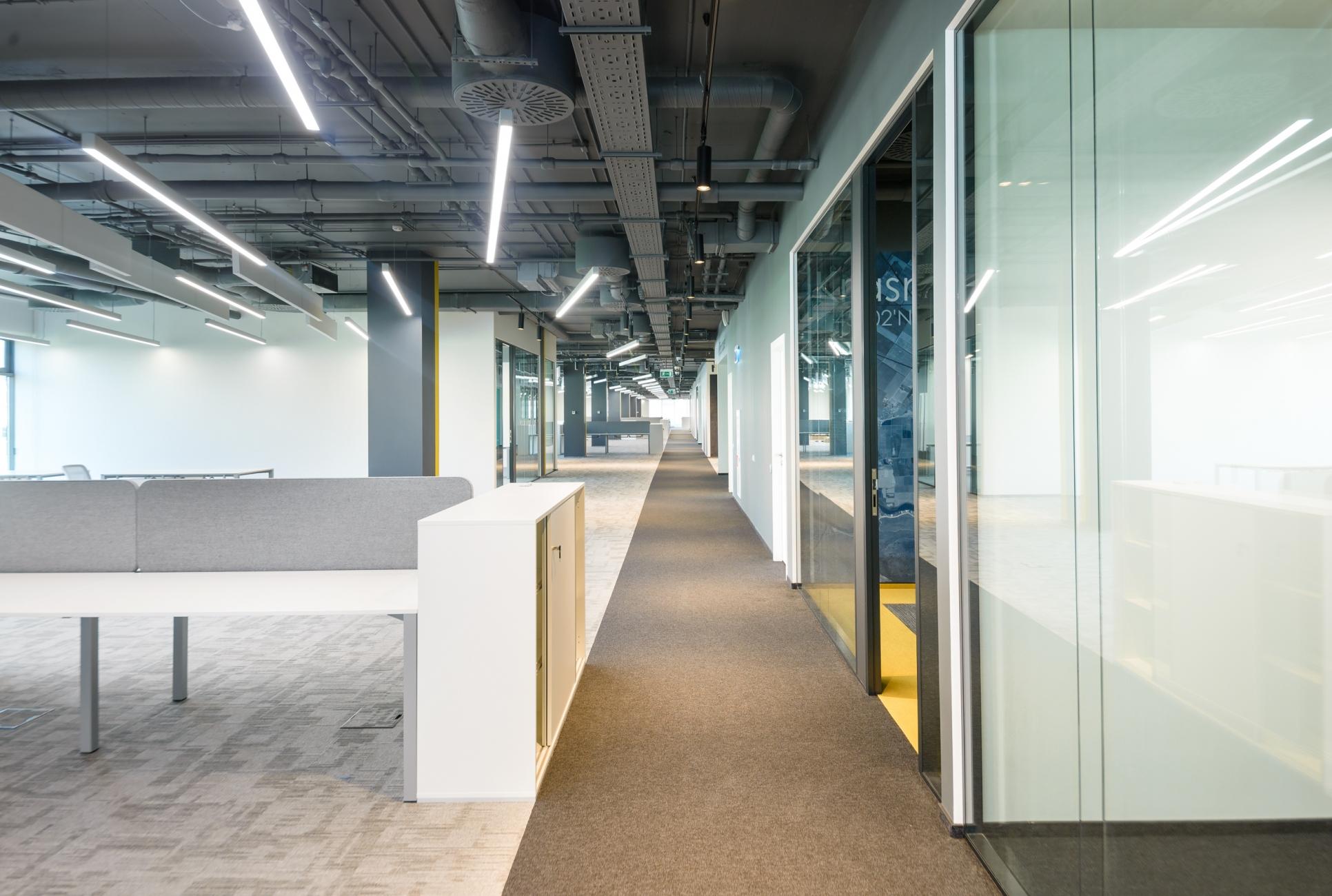 Светодиодное освещение Линейные светодиодные светильники 4000к