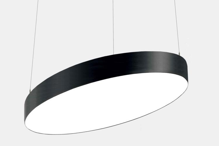 Серия Petal. Светодиодные светильники овальной формы купить во Владимире